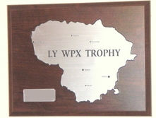 « LY WPX Trophy » award